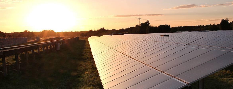 نور فلسطين – محطات الطاقة الشمسية