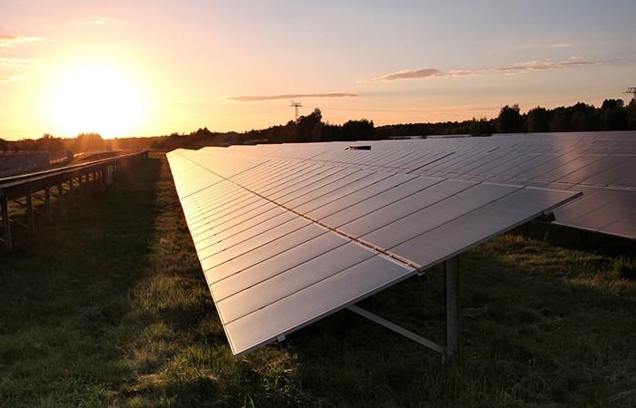 Utility Scale Solar Parks